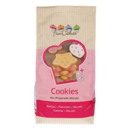 cookie mix funcakes