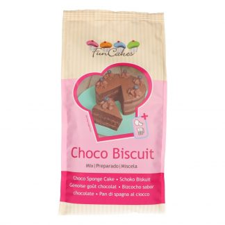 choco bescuit funcakes