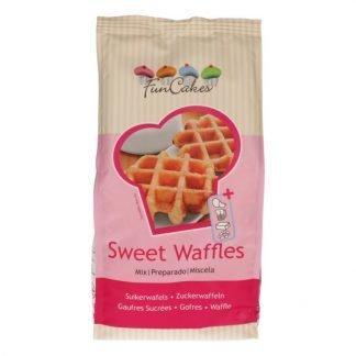 Wafel mix funcakes