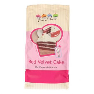 red velvet mix funcakes