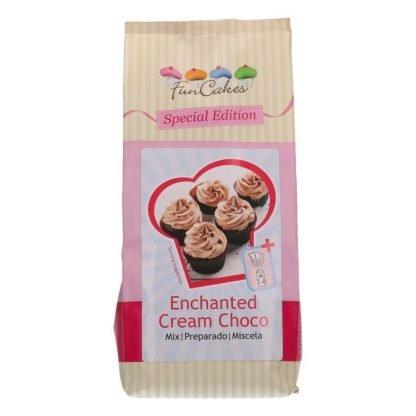 enchanted cream choco