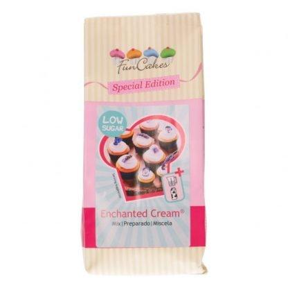 enchanted cream low sugar