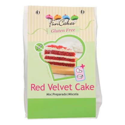 red velvet cake mix funcakes