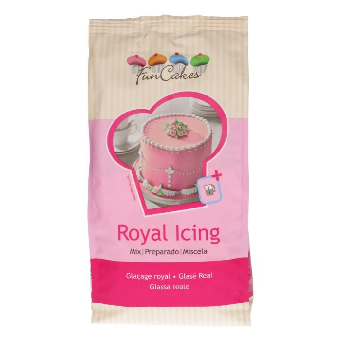 royal icing funcakes 900G