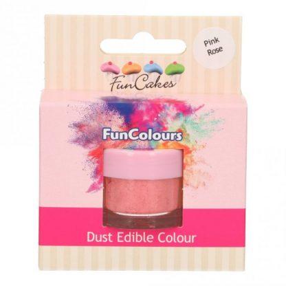 eetbare kleurpoeder roze