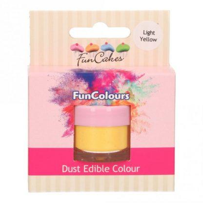 kleurpoeder funcakes geel