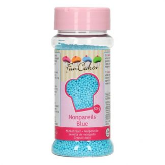 Funcakes musketzaad blauw