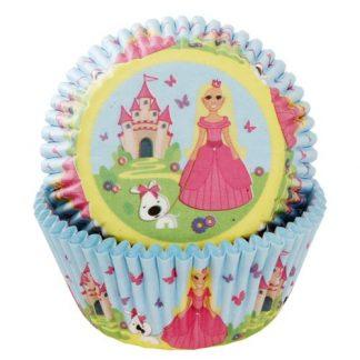 baking cups prinses