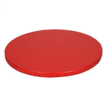 cake drum rood