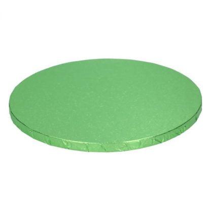cake drum licht groen
