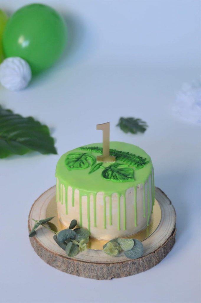 drip cake voor cake smash