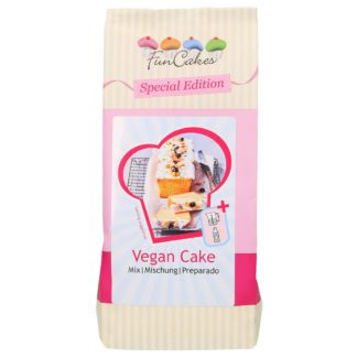 FUNCAKES SPECIAL EDITION MIX VOOR VEGAN CAKE 400G