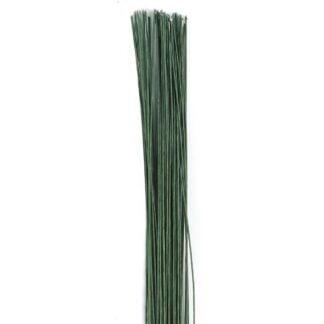 Floral wire dark green set/50 - 24 gauge