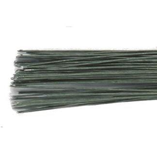 Floral wire dark green set/50 - 30 gauge