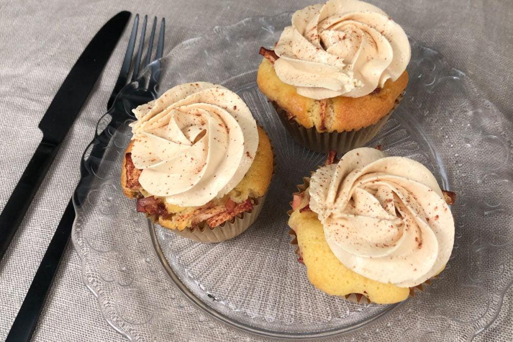 appeltaart cupcakes