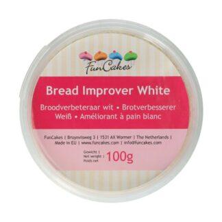 Funcakes broodverbeteraar wit