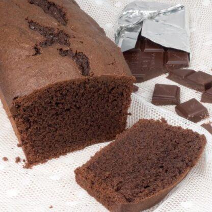 Donkere choco cake Funcakes