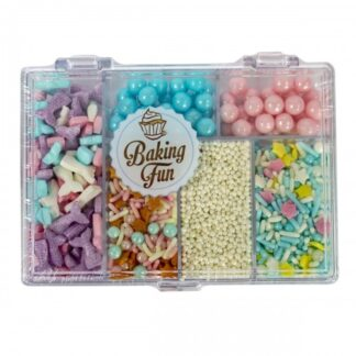 Mermaid sprinkle box