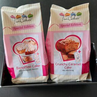 cakevorm pakket