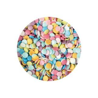 regenboog confetti sprinkle