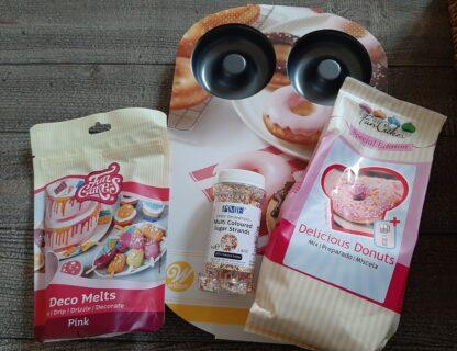 Donuts bakpakket