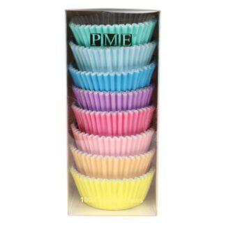 PME Baking Cups Pastel Colour
