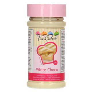 FunCakes Smaakpasta -Witte Choco