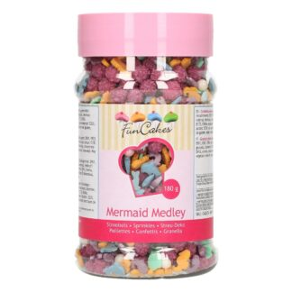 FunCakes Sprinkle Medley -Mermaid- 180g