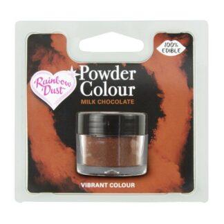 RD Powder Colour Brown - Milk Chocolate