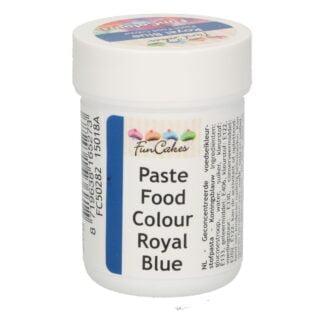 FunCakes FunColours Paste Food Colour - Royal Blue