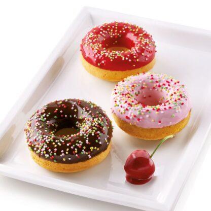 Silikomart Silicone Donut Mould