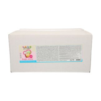 FunCakes Rolfondant -Bright White- 12,5kg (5x2,5kg)