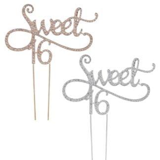 Sweet 16 topper