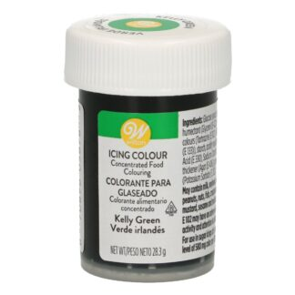 Wilton icing colour - kelly green