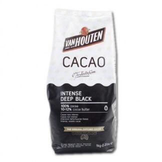 Cacao poeder deep black